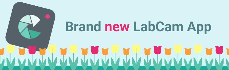 New LabCam Release