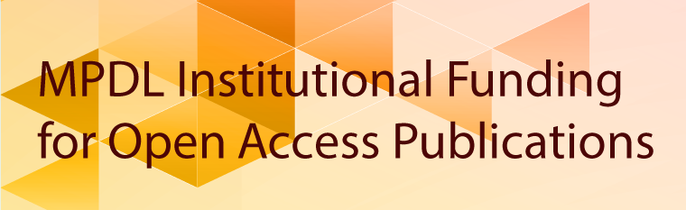 MPDL Open Access Funding