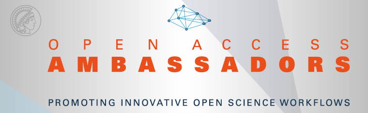 Open Access Ambassadors reloaded - register now!