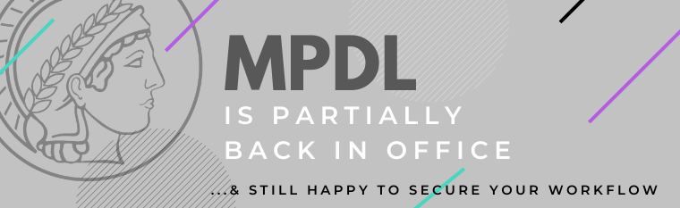 MPDL is Back in Office